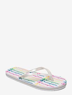 Flip Flop Slipper BIG CLASSIC EVO - buty - white f