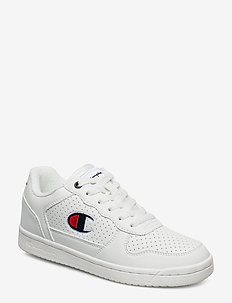 Low Cut Shoe CHICAGO LOW PU - WHITE