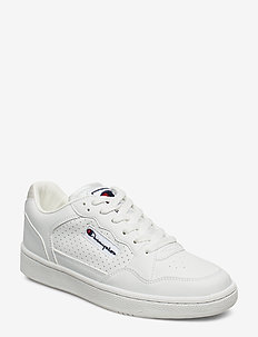 Low Cut Shoe CLEVELAND - WHITE