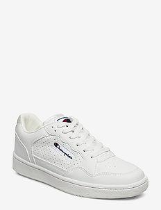 Low Cut Shoe CLEVELAND - WHITE
