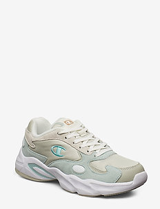 Low Cut Shoe CONWAY - chunky sneaker - white