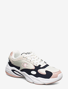 Low Cut Shoe CONWAY - chunky sneaker - white a