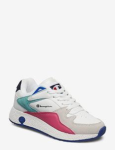 Low Cut Shoe AUSTIN - WHITE