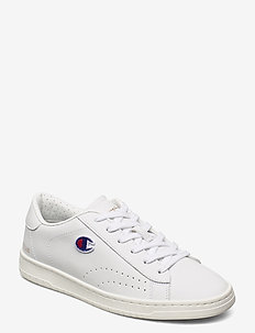 Low Cut Shoe COURT CLUB PATCH - sneakers - white