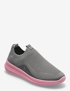 Low Cut Shoe NYAME  - sockfit - slip-on sneakers - quiet shade
