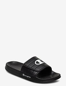 Sandal PANAMA VELCRO - pool-sandalen - black beauty