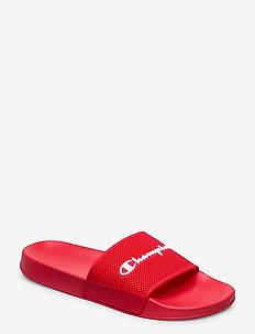Sandal DAYTONA - pool sliders - ribbon red