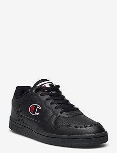 Low Cut Shoe CHICAGO LOW - BLACK BEAUTY