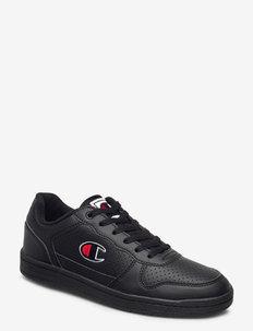 Low Cut Shoe CHICAGO LOW - niedriger schnitt - black beauty