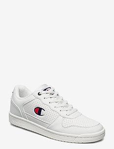 Low Cut Shoe CHICAGO LOW - niedriger schnitt - white
