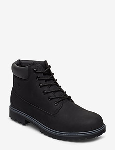Mid Cut Shoe UPSTATE 3.0 - BLACK BEAUTY A