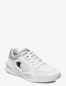 Low Cut Shoe ZONE LOW - niedriger schnitt - white
