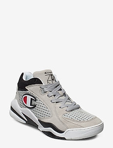 Mid Cut Shoe ZONE MID MESH - hoher schnitt - steel gray
