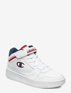 Mid Cut Shoe REBOUND VINTAGE B GS - WHITE