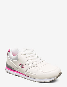 Low Cut Shoe ERIN PU G GS - WHITE B
