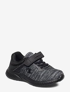 Low Cut Shoe SOFTY 3 B PS - BLACK BEAUTY