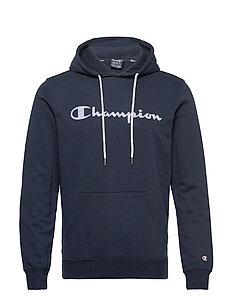 Hooded Sweatshirt - hupparit - sky captain