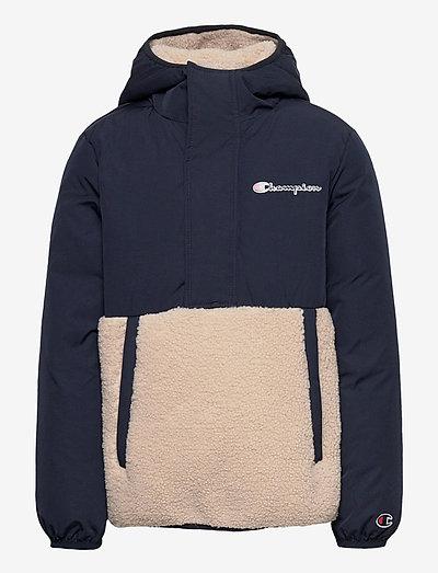 Hooded Jacket - isolierte jacken - navy blazer