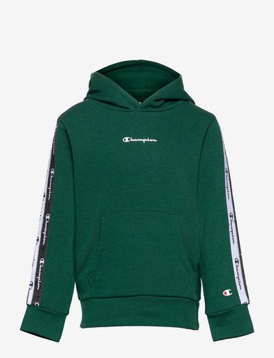 Hooded Sweatshirt - hoodies - rain forest
