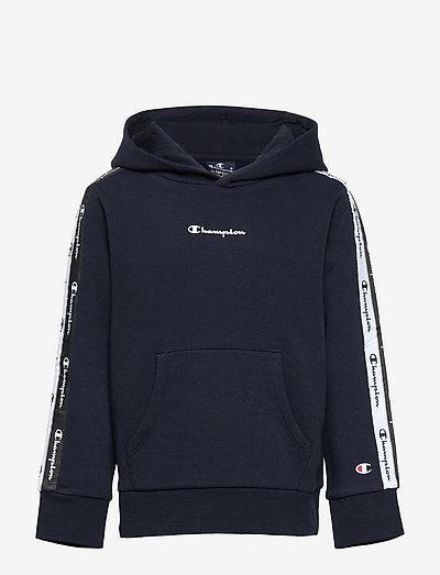 Hooded Sweatshirt - kapuzenpullover - sky captain
