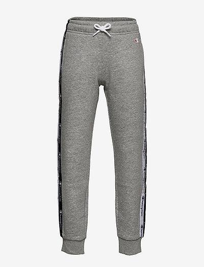 Rib Cuff Pants - trainingsbroek - gray melange light