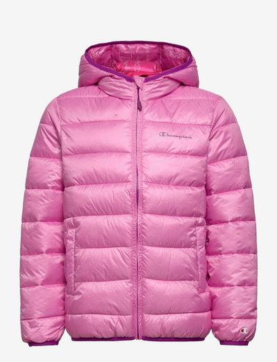 Hooded Jacket - kurtki ocieplane - fuchsia pink