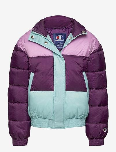 Jacket - isolierte jacken - deep purple
