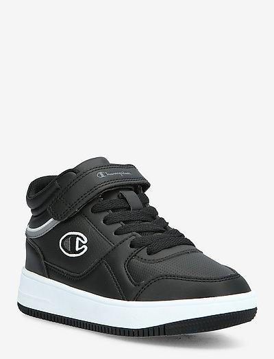 Mid Cut Shoe REBOUND VINTAGE MID B PS - za kostkę - black beauty