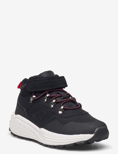 Mid Cut Shoe CLIMB RX B PS - przed kostkę - black beauty