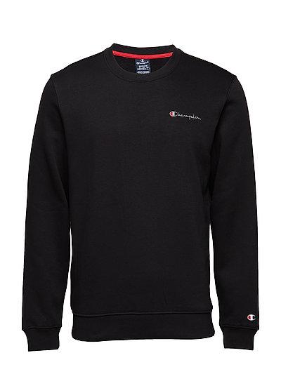Crewneck Sweatshirt - BLACK BEAUTY
