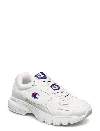 Low Cut Shoe Cwa-1 Leather Niedrige Sneaker Weiß CHAMPION | CHAMPION SALE