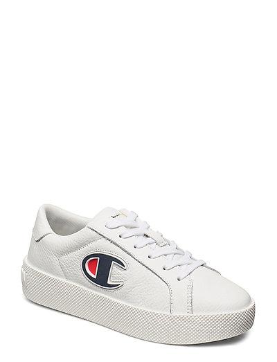Low Cut Shoe Era L Niedrige Sneaker Weiß CHAMPION