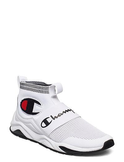 Low Cut Shoe Rally Pro Hohe Sneaker Weiß CHAMPION