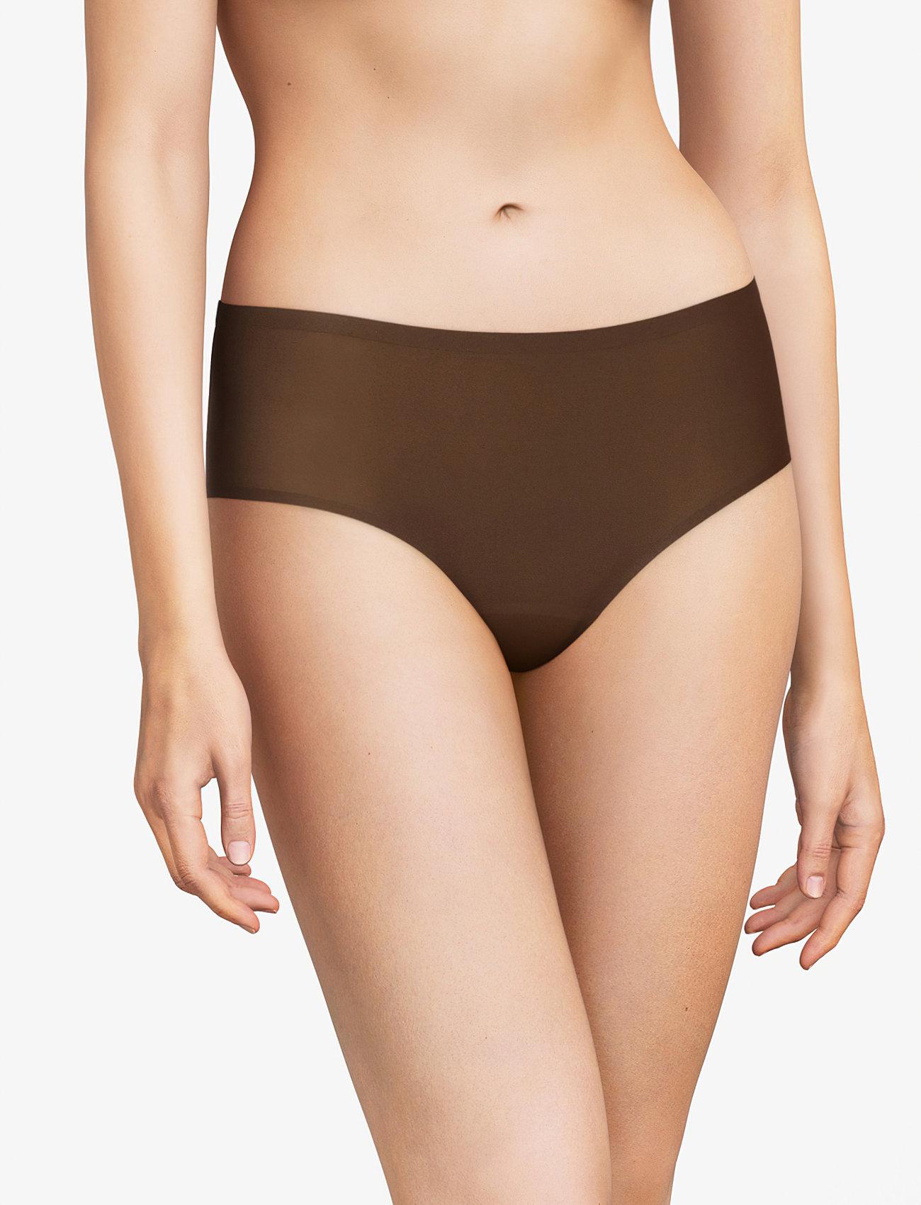 CHANTELLE - Soft Stretch Hipster Brief - culottes et slips - walnut - 0