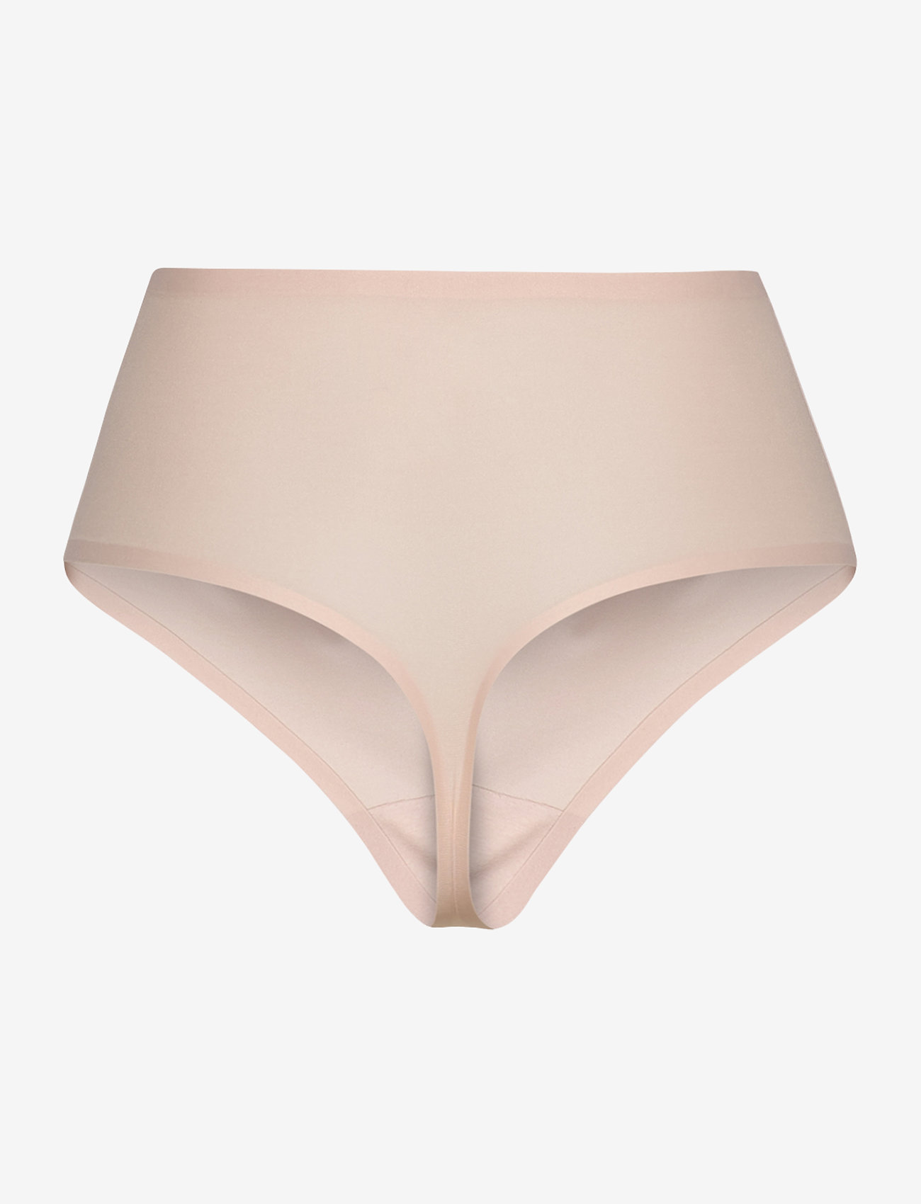 CHANTELLE - Soft Stretch High Waist Thong - broekjes - golden beige - 1