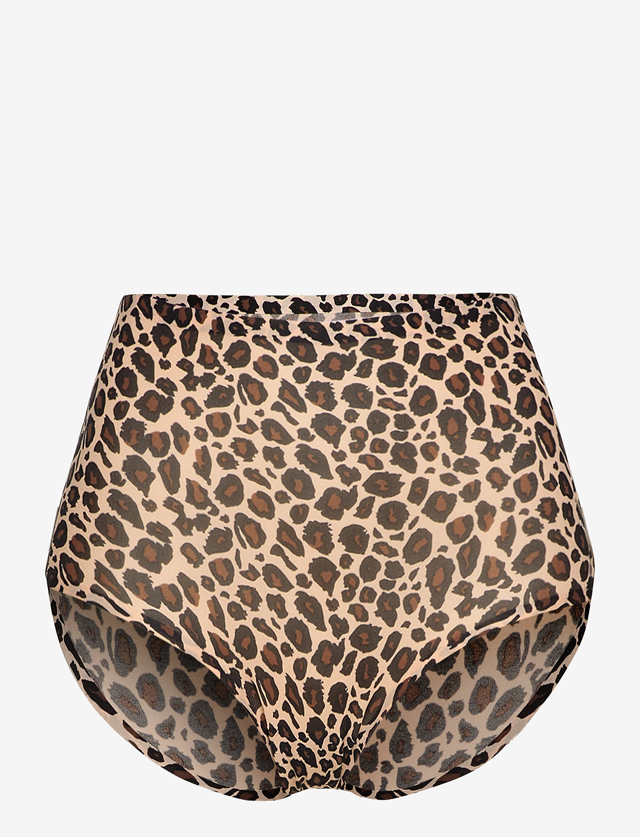 CHANTELLE - SOFT STRETCH HIGH WAIST BRIEF - broekjes - leopard print - 0