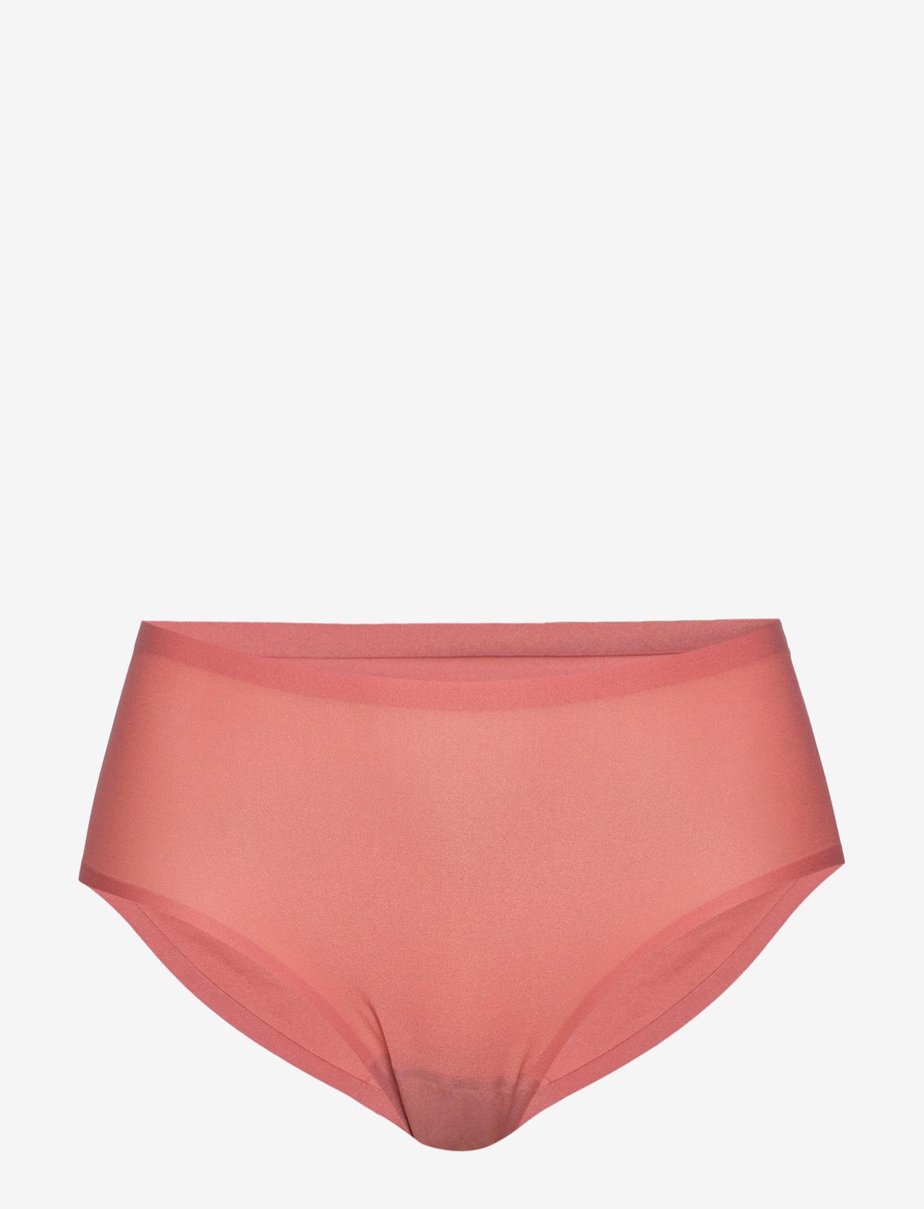 CHANTELLE - SOFT STRECH BOXER SHORT - culottes et slips - rose canyon - 0