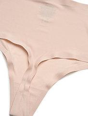CHANTELLE - Soft Stretch High Waist Thong - broekjes - golden beige - 3