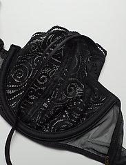 CHANTELLE - CO BRA HALF CUP - soutien-gorge emboîtant - black - 3