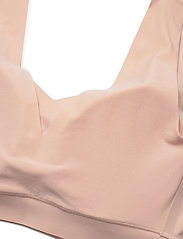 CHANTELLE - Soft Stretch V-Neck Padded Top - soutien-gorge souple - golden beige - 2