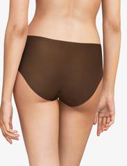 CHANTELLE - Soft Stretch Hipster Brief - culottes et slips - walnut - 3