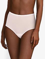 CHANTELLE - Soft Stretch High Waist Brief - culottes midi & maxi - powder pink - 0
