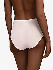 CHANTELLE - Soft Stretch High Waist Brief - culottes midi & maxi - powder pink - 3
