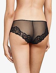 CHANTELLE - Orangerie Shorty - culottes taille basse - black - 3