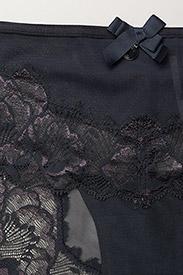 CHANTELLE - Orangerie Shorty - culottes taille basse - grey - 2