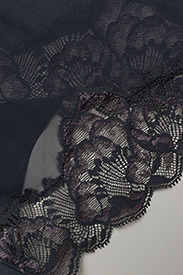 CHANTELLE - Orangerie Shorty - culottes taille basse - grey - 3