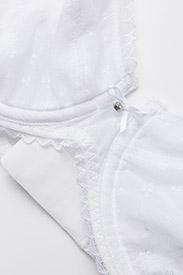 CHANTELLE - CO BRA WIRED PLUNGE - kaariliivit - white - 2