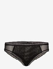 CHANTELLE - COURCELLES SLIP - culottes et slips - black - 0