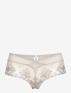 CHAMPS ELYSEES SHORTY - culottes et bas - stone grey