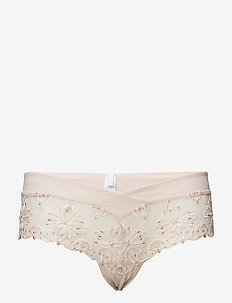 CHAMPS ELYSEES BOXER SHOR - culotte taille basse - cappuccino
